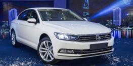 Volkswagen Passat Bluemotion 2018 nhập khẩu, tặng 5 năm bảo dưỡng xe, lấy xe chỉ với>350tr trả trước, giao xe ngay