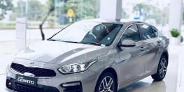 Kia Cerato 1.6AT Luxury - xe đáng sở hữu nhất phân khúc C, giá ưu đãi