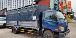 Bán xe Hyundai New Mighty 110SL Tải trọng 6.8 Tấn, Thùng dài 5.7m