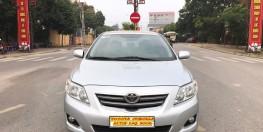Toyota Corolla Altis 1.8G 2009 tự động. 1 chủ. K lỗi nhỏ. Chủ vào full kịch đồ chơi xe. Xe Cực Chất