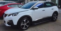 Bán xe Peugeot 3008 Trắng 2020 bản full, Xe Châu Âu - Giá Châu Á, Giao xe ngay