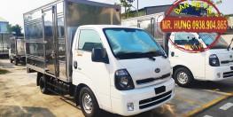 Xe Tải Thaco Kia K200 Tải Trọng 1T 1T4 1T9 Thùng Kín - Thùng Lửng - Mui Bạt - Thùng Đông Lạnh