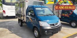 Xe tải Thaco Towner 900 thùng dài 2m6 - Tải trọng 990kg Thùng Kín - Thùng Lửng - Mui Bạt Hotline 0938.904.865 Mr Hưng