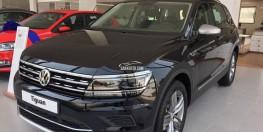 VOlkswagen TIguan Allspace nhập khẩu nguyên chiếc trả góp 90% giá trị xe