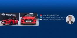 Hyundai Elantra 2.0 AT - Giá xe lăn bánh hyundai elantra2.0 -Nam Hyundai Đức Hòa, gọi 077 902 8578.