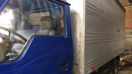 Cần bán xe ô tô tải cũ đã qua sử dụng tại tphcm. Bán xe ô tô tải VINAXUKI thùng kín dài 4,3 mét, 1t25 chạy tp ok