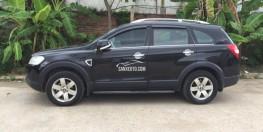 Xe Chevrolet Captiva LT 2.4 MT 2008 Màu đen - 258 Triệu
