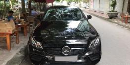 Xe Mercedes Benz E class E200 2016