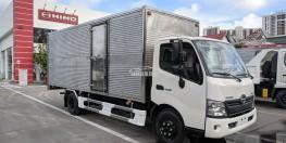 Bán xe tải Hino XZU730L 4,9 tấn thùng kín giá ưu đãi