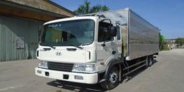 HYUNDAI HD210  13.5 tấn THÙNG KÍN( giá cả còn thương lượng)