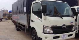 Chỉ với 200 triệu sở hữu ngay xe tải Hino 4,9 tấn