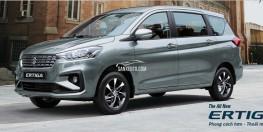 Suzuki Ertiga - Khuyến mãi tháng 7 từ số sàn đến số tự động