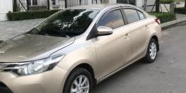 Cần bán xe Toyota Vios sx 2015 chính chủ cực đẹp