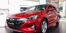 Elantra 2020 đủ màu giao ngay , xem xe 387 ql 13, hiệp bình chánh , thủ đức , Hyundai Việt Hàn 3s