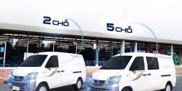 Xe Van 5 chỗ Thaco Towner5s mới nhất - hỗ trợ trả góp