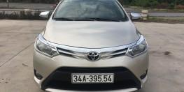 Cần bán toyota vios sx 2014 xe tư nhân giá rẻ