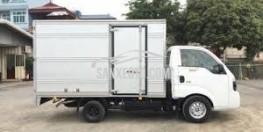 Xe tải thùng kín / Động cơ Hàn Quốc nhập khẩu  / tải trọng 1.9 tấn