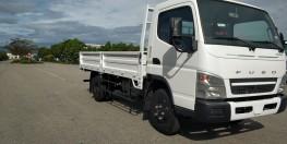 Xe tải 3.5 tấn Mitsubishi nhật bản thùng dài 4m35 - hỗ trợ trả góp