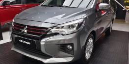 Bán xe Mitsubishi Attrage năm 2020