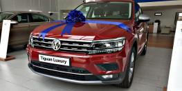 Volkswagen Tiguan Luxury nhập khẩu nguyên chiếc, Tặng quà khủng, xe sẵn giao ngay toàn quốc
