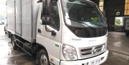 Bán xe tải 3.5 tấn thùng kín Thaco Ollin700 mới nhất đời 2020 - hỗ trợ trả góp