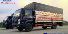 Xe tải Hyundai Mighty EX8 GTL 7 tấn thùng dài 5m8