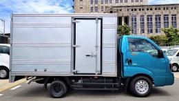 xe 2,5 tấn KIA K250 vào thành phố