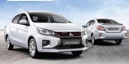 Mitsubishi Attrage 2020 Tiết kiệm Xăng