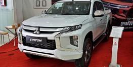 Mitsubishi Triton 2020 Uy Mãnh Vượt Địa Hình