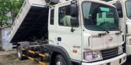Xe tải Hyundai HD120 BenZ nhập khẩu 6 tấn 5 khối