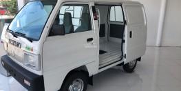 Bán xe Suzuki Blind Van, su cóc, tải Van, giá tốt nhất thị trường, hỗ trợ trả góp đến 80%,