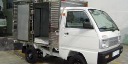 Suzuki Carry Truck 5 tạ, giá tốt, nhiều khuyến mại, hỗ trợ trả góp đến 75%.