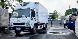 Hyundai EX8 GT thùng đông lạnh bản mới