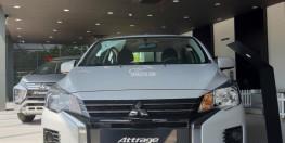 Bán xe Mitsubishi Attrage 2020 nhập khẩu nguyên chiếc được giảm 50% thuế trước bạ