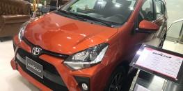 Toyota Wigo 2021 Nhập Khẩu Giao Xe Sớm Đủ Màu. Hỗ Trợ Vay Lãi Suất Thấp