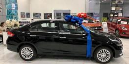 Suzuki Ciaz 2020 - Rộng nhất phân khúc B - Khuyến mãi lớn
