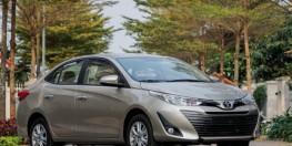 Toyota vios 1.5E MT 2020 giá chỉ 450tr