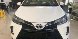 TOYOTA YARIS 1.5G CVT 2021 chỉ từ 200tr đã sở hữu xe