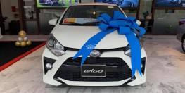 Toyota Wigo 1.2 nhập khẩu, Khuyến mại khủng