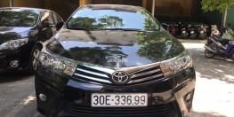 Toyota COROLLA ATIS sx2016 xe đẹp biển đẹp!!