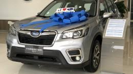 Subaru thương hiệu ô tô Nhật Bản