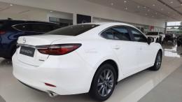 Bán New Mazda 6 Luxury màu trắng giao ngay tại Phố Nối Hưng Yên