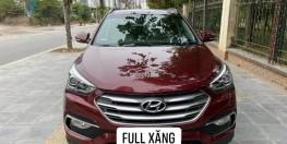 Cần bán Hyundai Santafe 2018 full xăng
