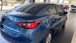 Bán xe New Mazda 2 Premium màu Xanh tại Phố Nối Hưng Yên