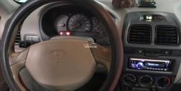 Bán xe HUYDAI VERNA chổ màu BẠC xe nhập nước ngoài, đời 2009