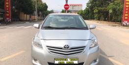 Toyota Vios 1.5E đời 2011, màu bạc. Xe 1 chủ