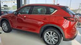 Bán New Mazda CX5 Luxury màu đỏ giao ngay tại Phố Nối Hưng Yên