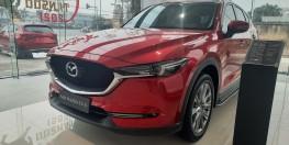 Bán xe New Mazda CX5 màu đỏ bản Premium tại Phố Nối Hưng Yên