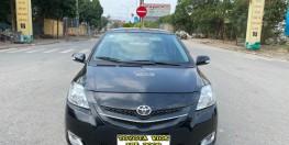 Toyota Vios 1.5E đời 2009, màu đen. Xe 1 chủ. Mới Quá
