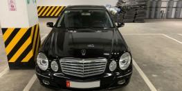 Chính chủ - Bán Mercedes E280 Sản Xuất 2008, Màu Đen Số Tự Động, Nhập Khẩu.